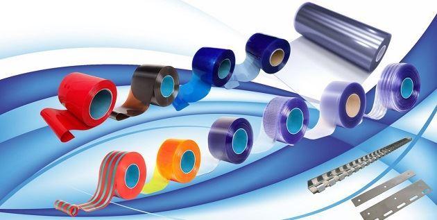 Nuotrauka kategorijai PVC juostos ir priedai